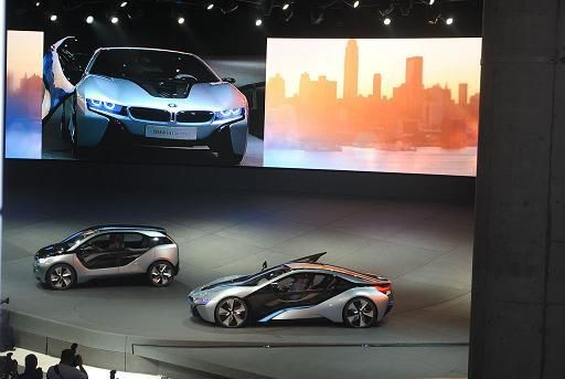 Bmw Launch Ev Series In Singapore Climate Action