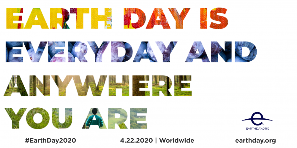 Earth Day 2020 - The Enormous Challenge - Climate Action