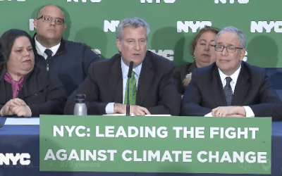 New York City Divestment from Fossil Fuel