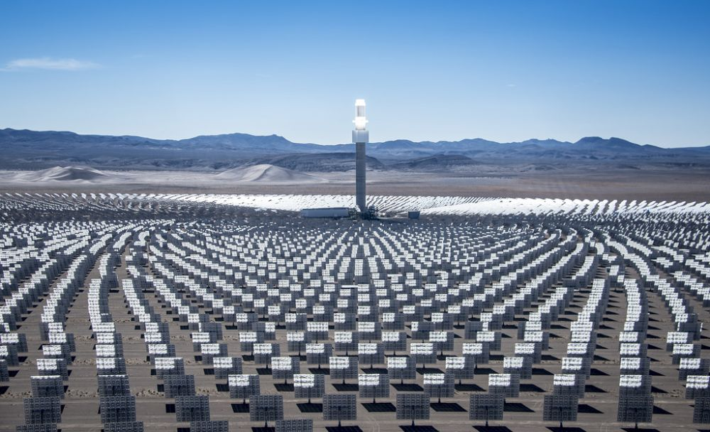 Chile to acquire 450 MW solar thermal power plant - Climate
