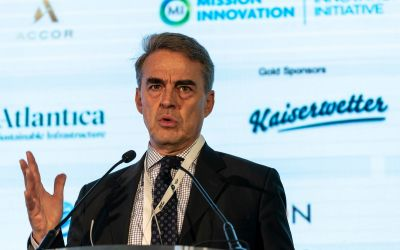Interview with Alexandre de Juniac, IATA, SIF19