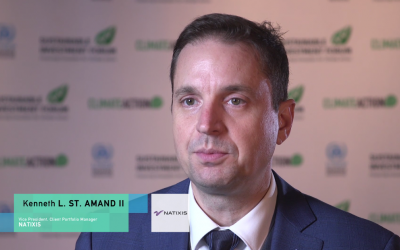 Interview with Kenneth L. St Amand ll, Natixis, SINVNA