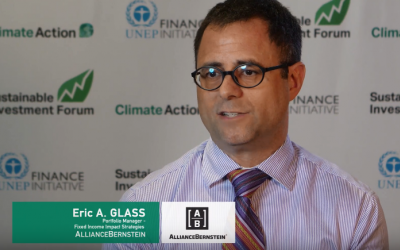 Interview with Eric A. Glass, AllianceBernstein, SINV NA