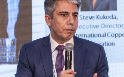 Interview with Steve Kukoda, International Copper Association, SIF19