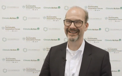Interview with Dr. Joachim Kolling, The BMW Group, SIF18