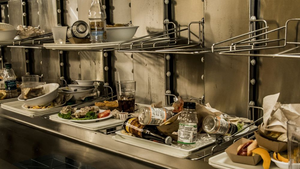 Reducing food waste in restaurants can provide financial