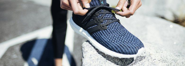 buy popular be0cc f38d8 Adidas have announced their commitment to make 11 million pairs of shoes  made from recycled plastic in 2019.