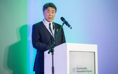 Interview with Toshinori Abe, Sekisui House, SIF18