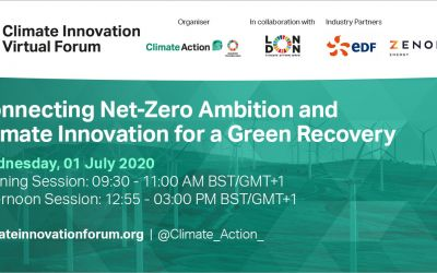 Climate Innovation Virtual Forum