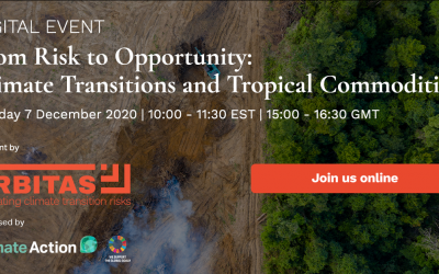From Risk to Opportunity: Climate Transitions and Tropical Commodities