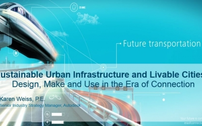 Webinar Recording: Sustainable Urban Infrastructure: Green Buildings and Liveable Cities