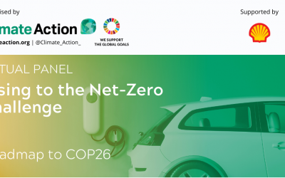 Rising to the Net-Zero Challenge