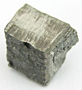 Dysprosium (pictured) is one of five rare-earth minerals believed to be in limited supply.