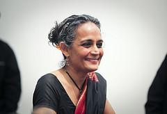 Arundhati Roy WED
