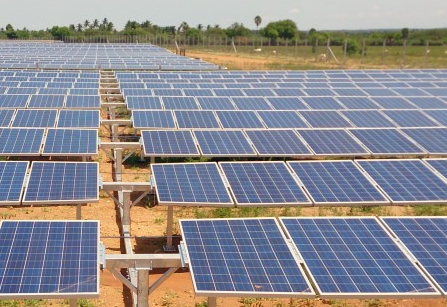 India on course to hit renewable energy target before 2022