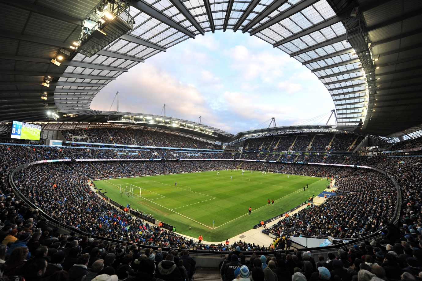 Man City Fc S New Partnership Secures The Club S Clean