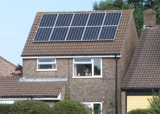 125 000 Uk Homes Get Solar Panels In 2014 Climate Action