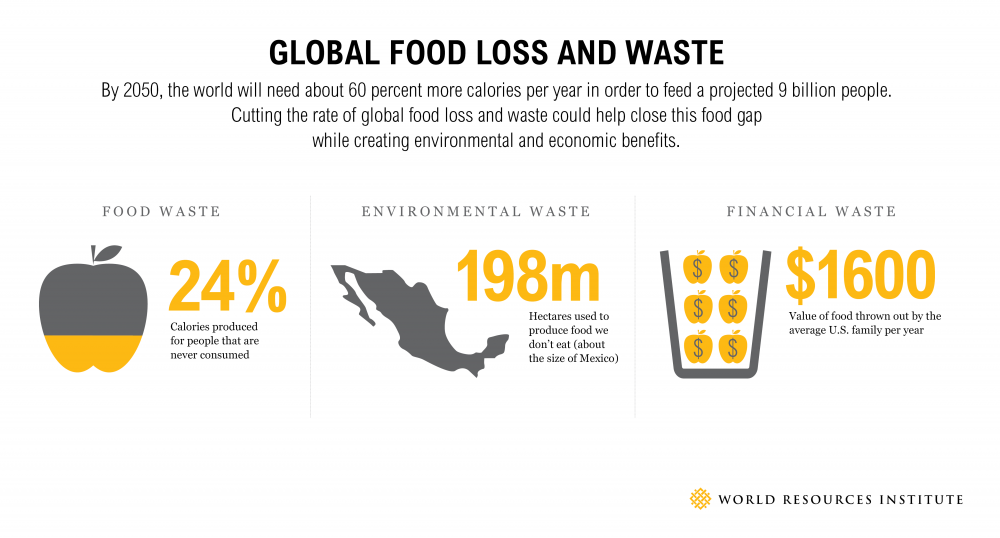 impact of advertising campaigns on food waste Mayor's food waste challenge to restaurants overview background new york city sends four million tons of waste to landfill every year.