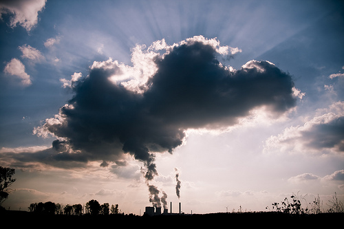 International trade could cancel out carbon cuts