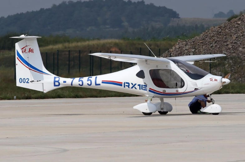 China's first electric plane can fly for up to 2 hours
