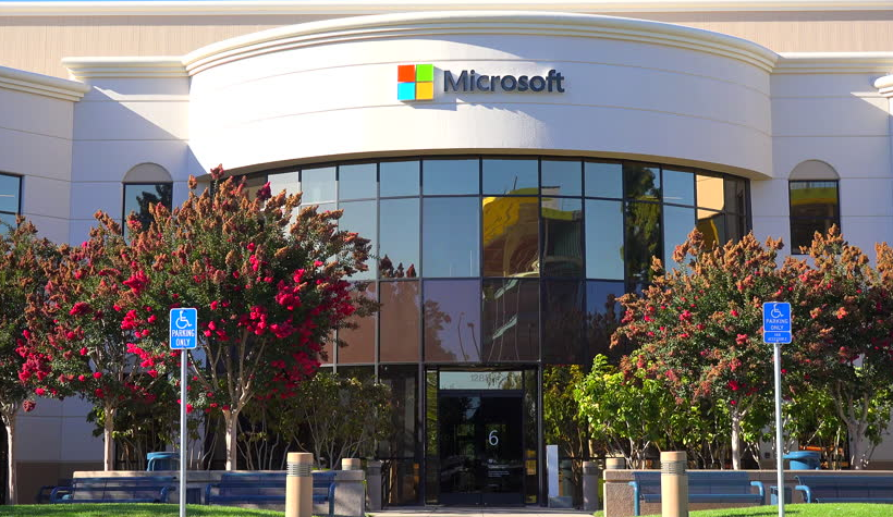 Microsoft Builds New Sustainable Campus In Silicon Valley