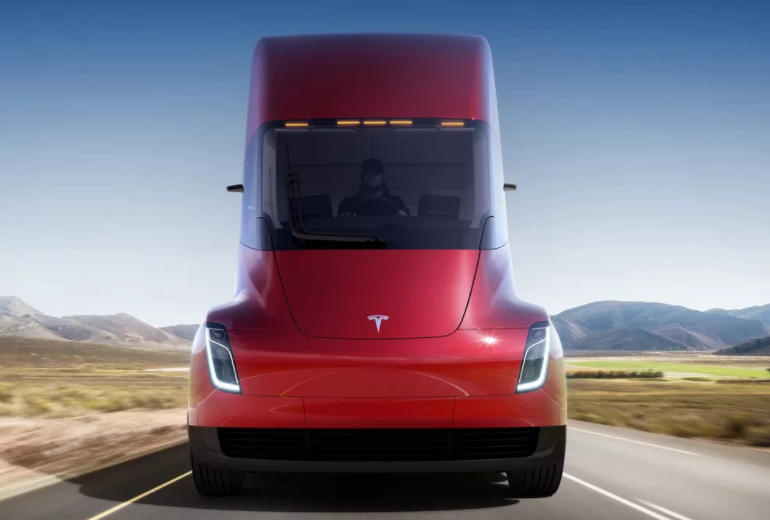 Budweiser maker AB InBev becomes latest firm to order Tesla electric semi