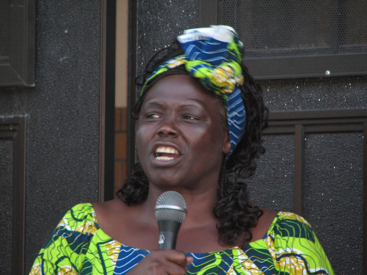 Empowerment Through Wangari Maathai